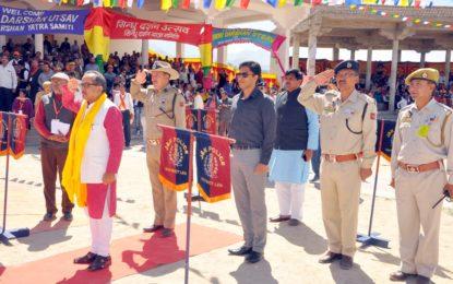 'सिंधु दर्शन महोत्सव-2016' लेह (जम्मू-कश्मीर) में 24 जून से 26, 2016