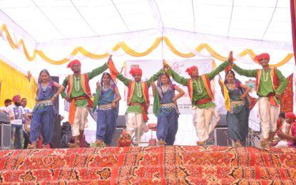 NZCC – 24 सितंबर, 2016 को बाबा कुंदन सिंह कॉलेज, muhar, जिला फिरोजपुर (पंजाब) में सांस्कृतिक कार्यक्रम।