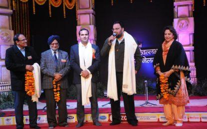 '141 श्री बाबा Harivallabh संगीत सम्मेलन' के समापन दिवस की झलक