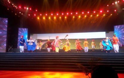 NZCC, पटियाला लाल किले पर 'भारत पर्व' के 4 दिन के दौरान सांस्कृतिक कार्यक्रम प्रस्तुत करता है