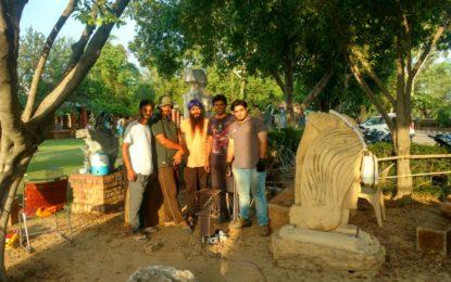 एनजेडसीसी 20 जून से 4 जुलाई, 2017 को कलगाम, मनीमाजरा, चंडीगढ़ में मूर्तिकला शिविर (लकड़ी) का आयोजन कर रहा है।