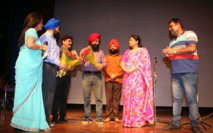 जम्मू में एनजेडसीसी द्वारा आयोजित युवा सांस्कृतिक कार्यशालाओं का समापन करने के लिए अंतिम कार्यक्रम