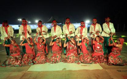 दांडिया उत्सव का आयोजन एनजेडसीसी द्वारा 21 से 30 सितंबर, 2017 को कलगाम, चंडीगढ़ में आयोजित किया जा रहा है।