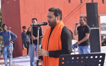 प्रसिद्ध पंजाबी गायक लखविंदर वड़ली द्वारा भक्ति गायन की प्रस्तुति 28/11/2017 को उत्तर क्षेत्र सांस्कृतिक केंद्र पटियाला द्वारा आयोजित