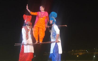 राजस्थान में जैसलमेर, जनवरी 29 से 31, 2018 तक रेगिस्तान महोत्सव 2018।