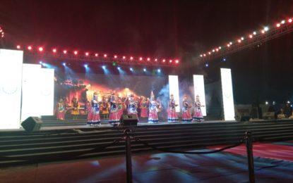 लाल किला नई दिल्ली में भारत पार्व के दिन 4 (29/01/2011)