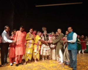 चंडीगढ़ संगीत नाटक अकादमी, चंडीगढ़ के सहयोग से उत्तर क्षेत्र सांस्कृतिक केंद्र, पटियाला (संस्कृति मंत्रालय, भारत सरकार) ने 26 अप्रैल, 2018 को चंडीगढ़ के टैगोर थियेटर में लोक नृत्य का कार्यक्रम आयोजित किया।