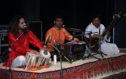 21 मई से 23, 2018 तक एनजेडसीसी द्वारा आयोजित युवा संगीत उत्सव का समापन दिवस।