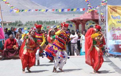सिंधु दर्शन यात्रा समिति के साथ सहयोग में उत्तर क्षेत्र सांस्कृतिक केंद्र, पटियाला (संस्कृति मंत्रालय, भारत सरकार) ने दिल्ली में सिंधु दर्शन उत्सव-2018 का आयोजन लेह (जम्मू-कश्मीर) में किया। कुछ झलक नीचे हैं: –