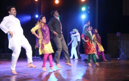 13 जून से 15, 2018 तक एनजेडसीसी द्वारा जम्मू-कश्मीर रंगमंच समारोह का उद्घाटन दिवस आयोजित किया जा रहा है।