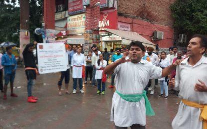 ऑब्सेर्वने ऑफ़ स्वच्छता पखवाड़ा Day 7  चंड़ीगढ़