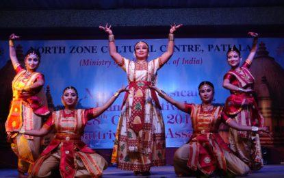 चंडीगढ़ में एनजेडसीसी द्वारा आयोजित राष्ट्रीय शास्त्रीय नृत्य समारोह का 5 वां दिन