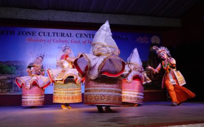 चंडीगढ़ में एनजेडसीसी द्वारा आयोजित राष्ट्रीय शास्त्रीय नृत्य समारोह का दिन -6 आयोजित किया जा रहा है