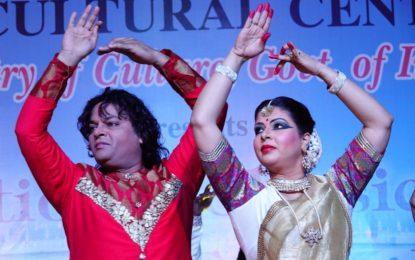 चंडीगढ़ में एनजेडसीसी द्वारा आयोजित राष्ट्रीय शास्त्रीय नृत्य समारोह का दिन -7 आयोजित किया जा रहा है
