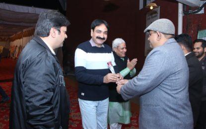 चंडीगढ़ में एनजेडसीसी द्वारा आयोजित आचार्य राष्ट्रीय नाट्य महाोत्सव -2018 का दिन 4 आयोजित किया जा रहा है