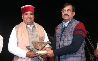 एनजेडसीसी द्वारा चंडीगढ़ में आयोजित किए जा रहे रागनी महोत्सव -2019 का उद्घाटन दिवस