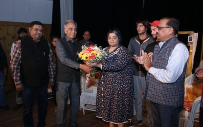 चंडीगढ़ में NZCC द्वारा आयोजित किया जा रहा 'थ्रीटीटी थियेटर फेस्टिवल' का उद्घाटन दिवस