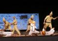 11 अप्रैल, 2019 को विरसा विहार सेंटर, पटियालाके कालीदासा ऑडिटोरियम में जलियांवाला बाग के शताब्दी समारोह के उपलक्ष्य में 'जलियांवाला बाग' play